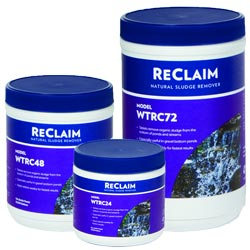 Atlantic ReClaim Natural Sludge Remover