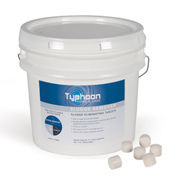 Atlantic Typhoon Sludge Remover Tablets