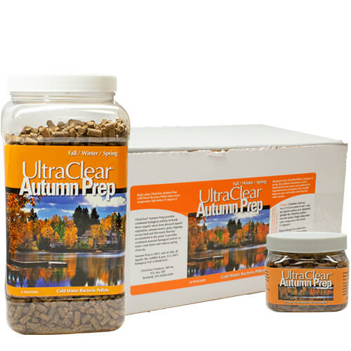UltraClear Autumn Prep - Cold Water Bacteria Pellets