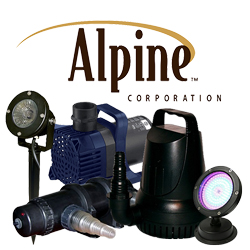 ALL ALPINE PRODUCTS