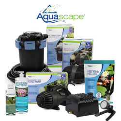 ALL AQUASCAPE PRODUCTS
