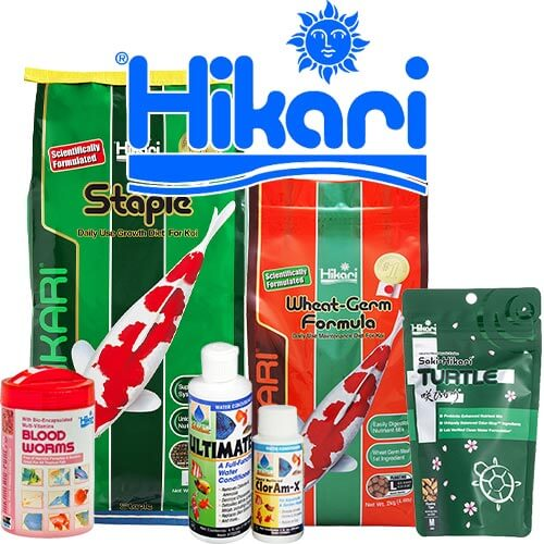 ALL HIKARI PRODUCTS