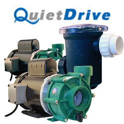 ALL QUIET DRIVE PRODUCTS