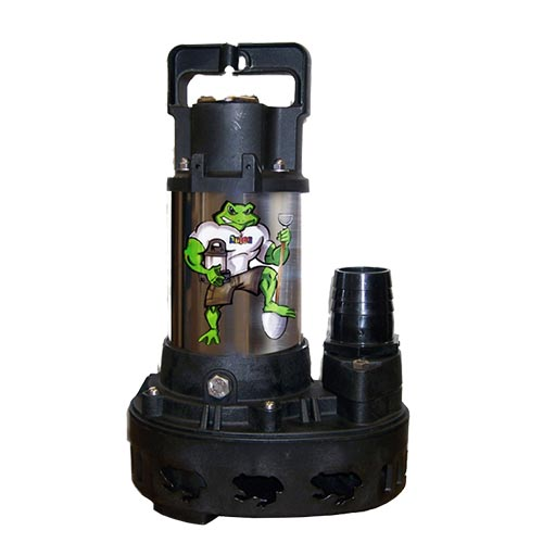 Anjon Manufacturing Big Frog Waterfall Pump