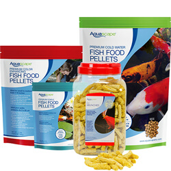 Aquascape Fish Food