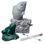 Aqua Ultraviolet Aqua Frog and Aqua Fish Decorative UV Sterilizers
