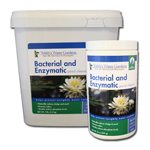 Webb's Water Gardens Bacterial and Enzymatic Pond Cleaner