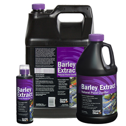 CrystalClear Barley Extract Pond Treatment