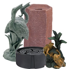 All Decorative Water Features