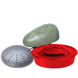 Pond Deicers, Heaters, Ice Free Water Gardens, Floating, Submersible