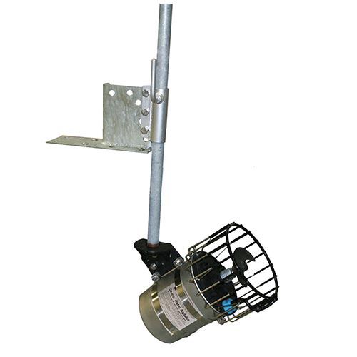 Kasco 2.3CID 2 HP Industrial Dock Mount w/IUMK