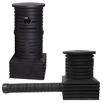 EasyPro Pro-Series Pump Vault Extension and Intake Tubes