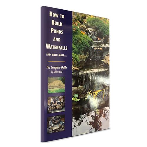 How to Build Ponds And Waterfalls