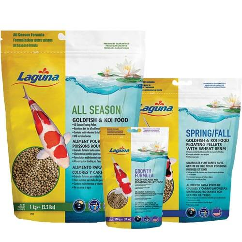 Laguna Fish Food