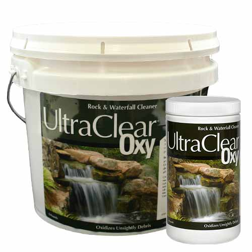 UltraClear OXY Rock and Waterfall Cleaner