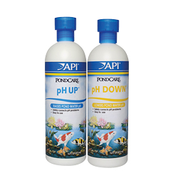API Pond pH Up & pH Down