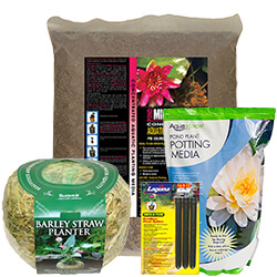 Planting Supplies & Fertilizers