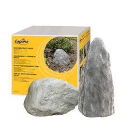 Fake Stones - Receptacle Cover, Rock Lids, Stone Cover