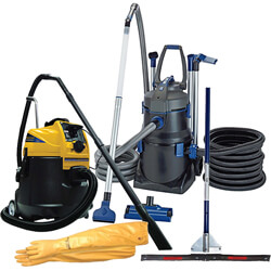 Vacuums & Maintenance