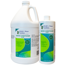 Webb's Water Gardens Water Conditioner Plus