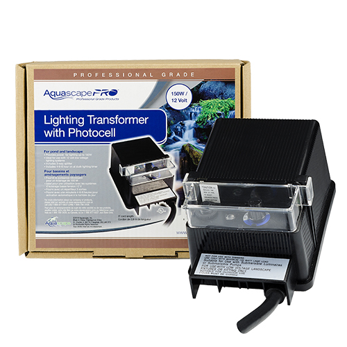 Aquascape 150-Watt Transformer with Photocell (MPN 01002)