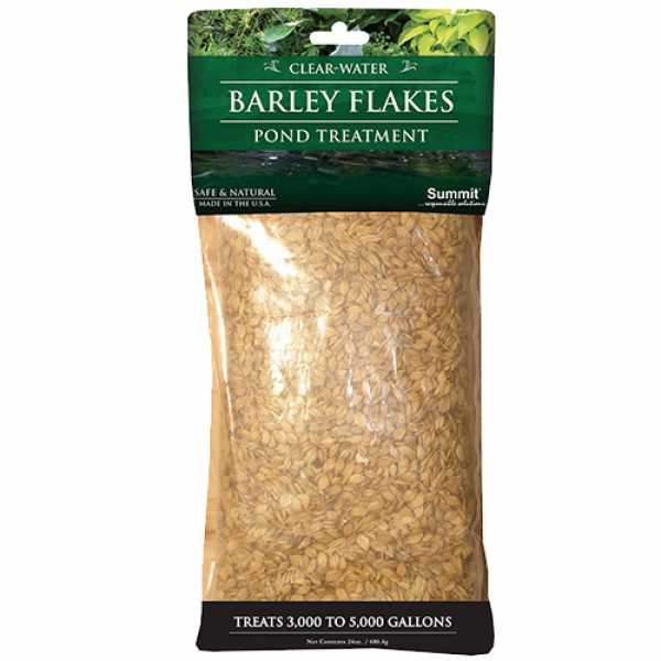 Summit Barley Flakes Pond Treatment 24 oz (MPN 1152)