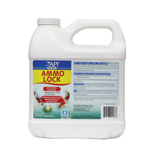 API Pond Ammo Lock 64 oz. (MPN 166D)
