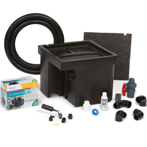 "Atlantic 12"" Complete Basin Kit (MPN CFBASINKIT12)"