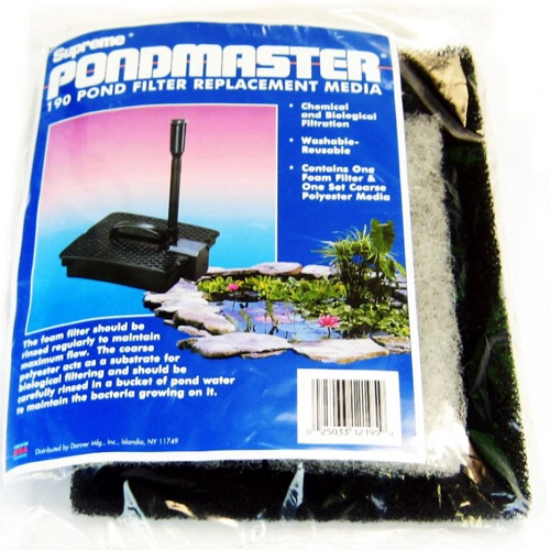 PondMaster 190 Replacement Media (MPN 12195)