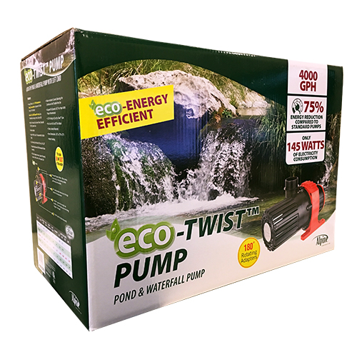 Alpine Eco-Twist Pump 4000 GPH (MPN PXX4000)
