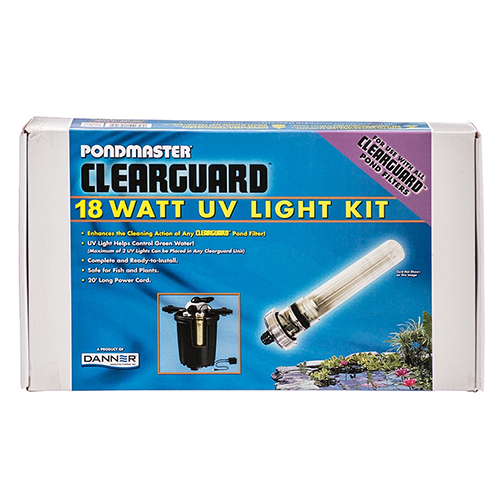 Pondmaster Clearguard 18W UV Conversion Kit (MPN 15820)