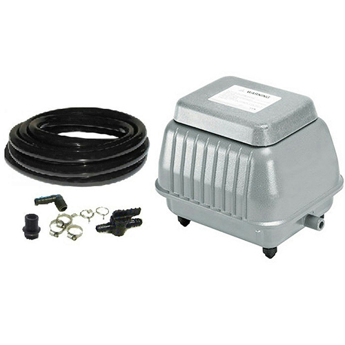 Air Filter Using Water : Pondmaster large air kit for clearguard pressurized filter