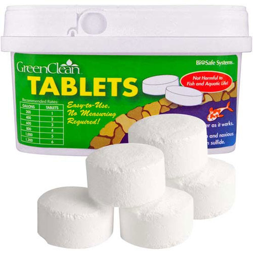 GreenClean Tablets 3 lb Container (MPN 3007-3)
