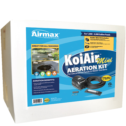 Airmax KoiAir Mini Water Garden Aeration Kit