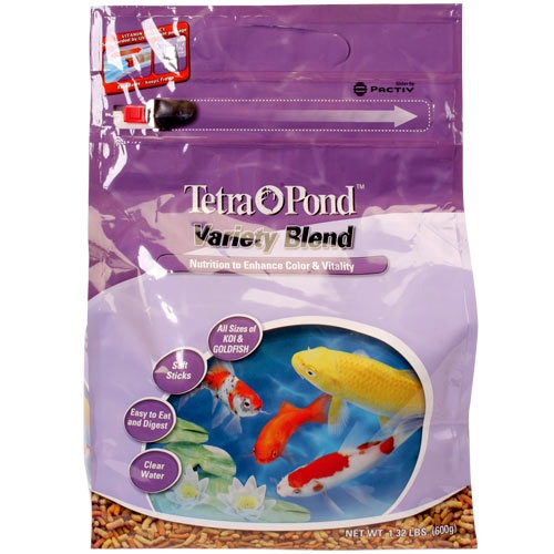Tetra Pond Fish Food Variety Sticks 1.32 lbs (MPN 16456)