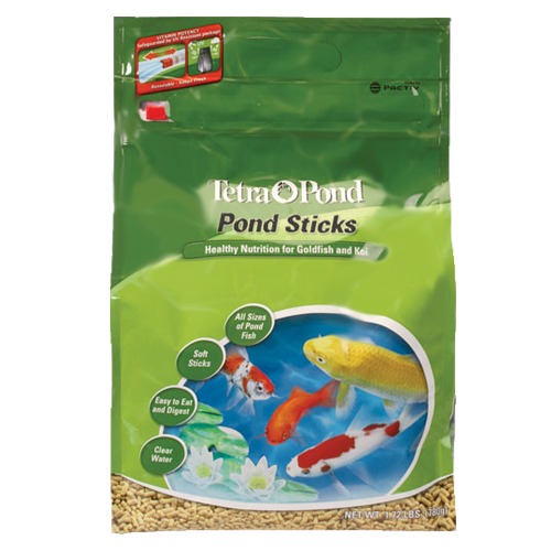 Tetra Floating Food Sticks 1.72 lb. (MPN 16483)