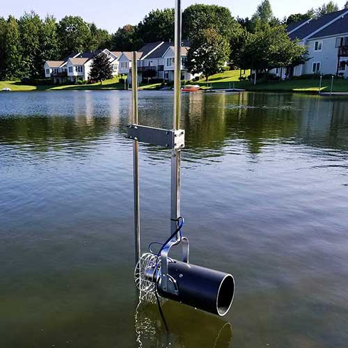 Aquasweep Free Standing Post - Aerator NOT Included (MPN 16505)