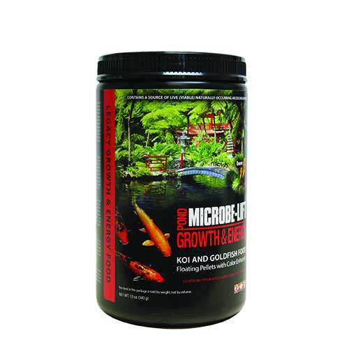 Microbe-Lift High Growth & Energy 12 oz (MPN MLLHGESM)