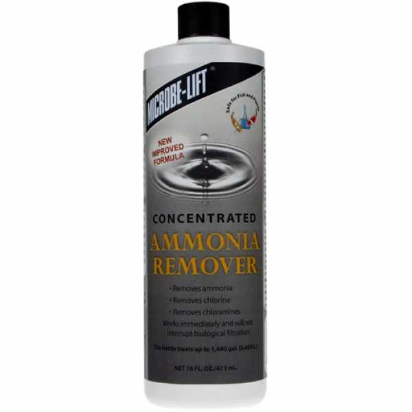 Microbe-Lift Ammonia Remover 16 oz. (MPN AMRE16)