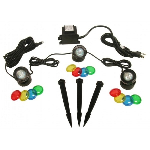 Alpine Power Beam set of (3) 10 watt lights w/tran (MPN PLM310T)
