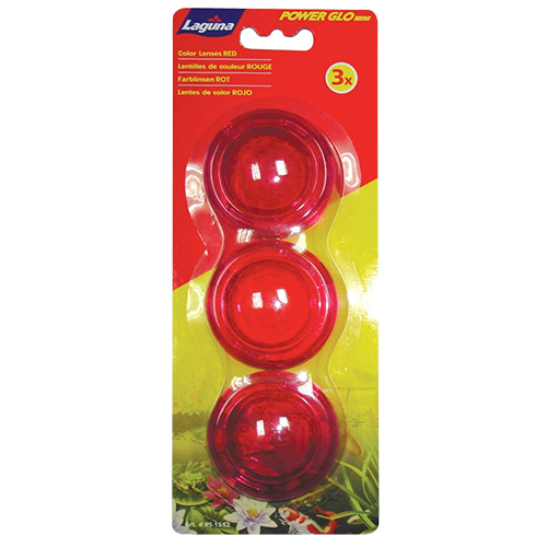 Laguna Power-Glo Mini Lens Set, RED (MPN PT1552)