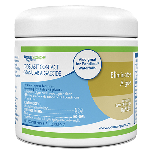 Aquascape Ecoblast Granular Algaecide 8.8 Oz (MPN 29311)