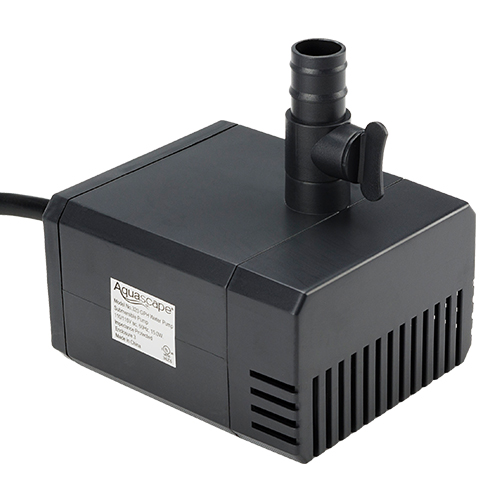 Aquascape 320 GPH Statuary & Fountain Pump (MPN 91026)