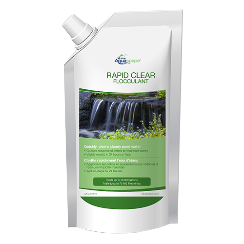 Aquascape Rapid Clear 32 oz Refill Pouch (MPN 40006)