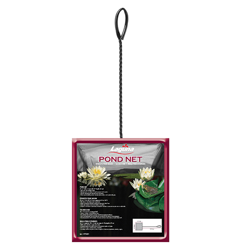 "Laguna Mini Pond Net 6"" x 8"" with 10"" Handle (MPN PT821)"
