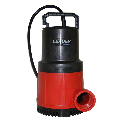 Leader ecosub 420 pump mpn us420001 best prices on for Best pond pumps