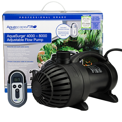 Aquascape Pro: Aquascape AquaSurge PRO 4000-8000 (MPN 45010)