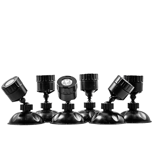 OASE LunaLED Pond & Landscape Mini Lights Set 6 (MPN 45412)