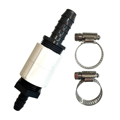 "Airmax 3/8"" to 5/8"" Airline Connector (MPN 490205)"
