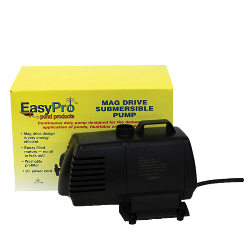 EasyPro Submersible Magnetic Drive Pump 1350 GPH (MPN EP1350)